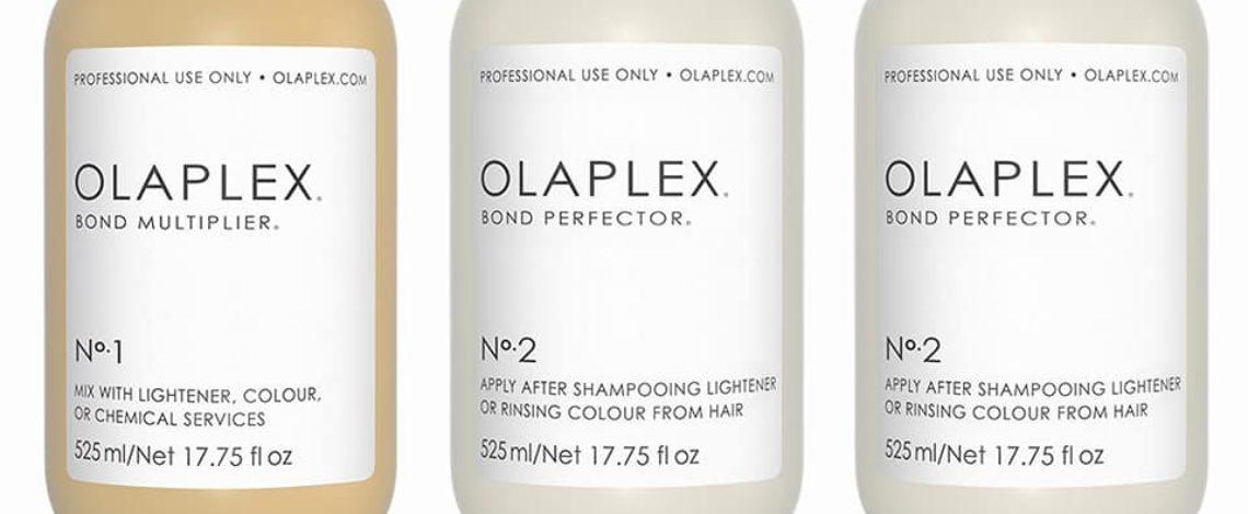 Meie salongis on kasutusel Olaplex.